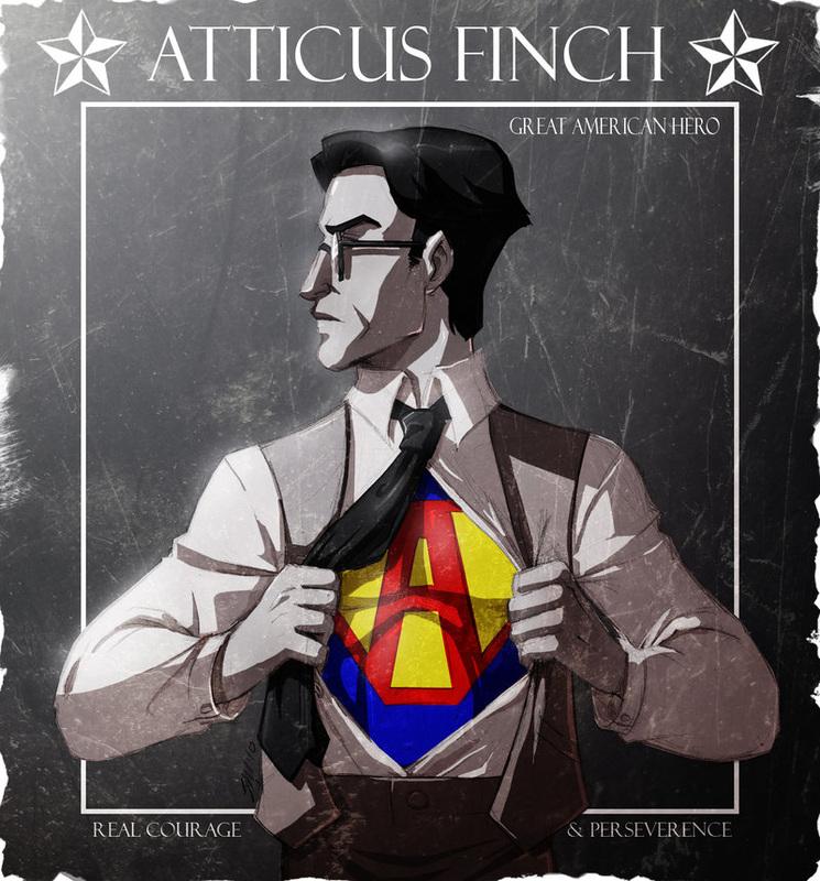 Atticus Finch Quotes - It's a Sin to Kill a Mockingbird